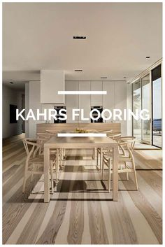 cover Kahrs Flooring, Conference Room, Dining Table, Cover, Furniture, Home Decor, Dinning Table, Meeting Rooms, Interior Design
