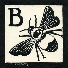 ≗ The Bee's Reverie ≗  B is for Bee