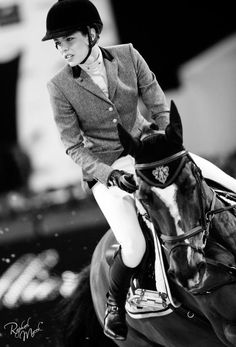 Location: Paris, France    Subject: Charlotte Casiraghi in Paris for the 2012 Gucci Masters event, loses her stirrup on course    Photographer: Raphael Macek