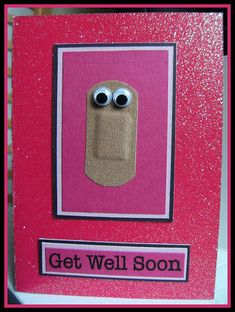 Get Well Soon - without the eyes?