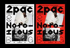 2Pac & Notorious B.I.G on Behance