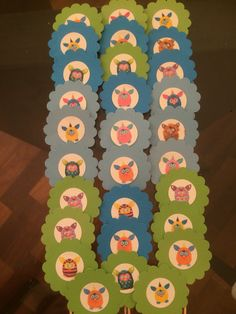 Topper Furby party