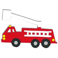 A fun DIY kit for you and your little one to enjoy. Includes 12 foam shapes that make 1 fire truck.Includes: (1) fire truck kit with (12) foam shapes. Does not include glue. Warning: Choking Hazard: S