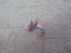 Marshmellow Cuteness | RolyPoly Charms Clay Charms, Cute Food, Charmed, Heels, Heel, High Heel, Stiletto Heels, High Heels, Women Shoes Heels