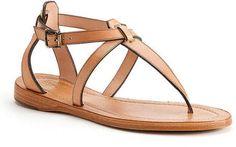 FRYE Rachel Leather Sandals Frye
