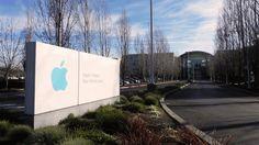Logo Apple, explications:  Le logo est une pomme car c'est le nom de la marque en anglais. Mais pourquoi la pomme est-elle croquée ?