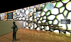 Interactive Space | MUSEUM OF COMMUNICATION