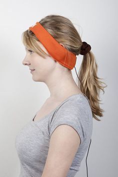 RunPhones: the softest and most comfortable headphones for running---because ear buds do not stay in my ears... EVER!