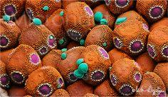 Spores of Urediniomycetes, Micronaut.ch rocks