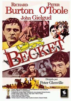 Becket [Vídeo] /Dirigida por Peter Glenville. Ficha artístico-técnica…