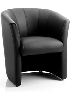 Neo Single Leather Tub Starting from (excl. VAT) Single Tub Chair Reception / Waiting Room Soft Bonded Leather Line stitch detail Feet for stability Perfect in office receptions, dentists, doctors, waiting rooms and more! Chair Hire, Cantilever Chair, Office Sofa, Leather Lounge, Black Furniture, Office Furniture, Single Sofa, Chair Cushions, Tub Chair