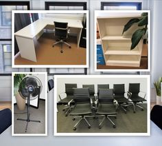 Looking to update the office furniture or add some more storage for archiving? The UNRESERVED Designer Office Furniture Auction features sleek, modern chairs for the board room, desk chairs, bookcases, filing cabinets PLUS appliances for the kitchen Office Furniture Design, Furniture Sets, Plastic Adirondack Chairs, Used Chairs, Desk Chair, Modern Chairs, The Office, Room, Filing Cabinets