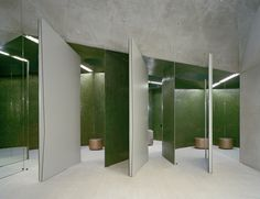retail changing room design - Google Search