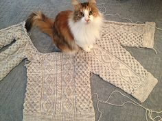 Ravelry: Project Gallery for Amanda pattern by Lene Holme Samsøe