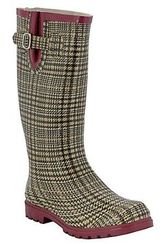 Ladies Rain Boot (Big W)   IF I COULD HAVE A MILLION SHOES ...