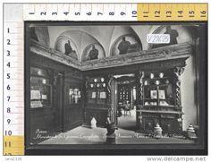 """#Farmacie storiche. #Parma Monastero di San Giovanni Evangelista storica #farmacia Terra sala detta delle """"Sirene"""""""