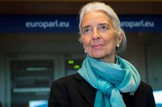 Christine la Garde fashion