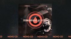 """FERNANDINHO ACÚSTICO - NOVO CD LANÇAMENTO   A partir de 03/NOVEMBRO/2014 nas melhores lojas. 08/NOV-no Itunes   Ouça o Preview da faixa """"Pra Sempre"""" - canção inédita do novo CD de Fernandinho"""