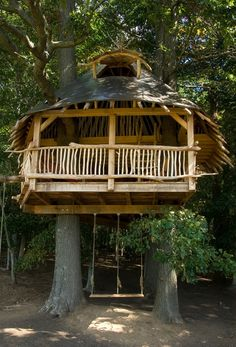 Tree House Styles & Design