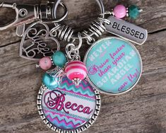 Goddaughter Gifts, Niece Gifts, Auntie Gifts, Bff Gifts, Best Friend Gifts, Gifts For Friends, Kids Jewelry, Unique Jewelry, Sweet 16 Gifts