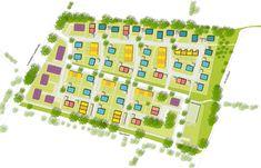 Lageplan – Wohnen am Spechtort