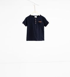 """Sunday"" T-shirt-T-SHIRTS-BABY BOY   3 months-3 years-KIDS   ZARA United Kingdom"