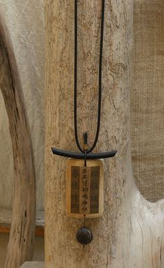 Hand-made zen necklace  by amalthee creations