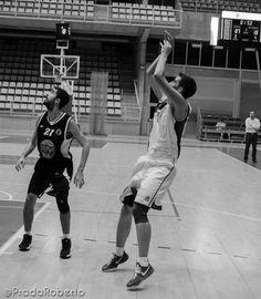 Suspensión de #ÁlvaroGómez. #UALucentum 40-60 #CBBenidorm, jornada 5 de liga #EBA #GrupoEA. 2 de noviembre de 2014