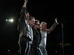 U2 360 End of Show