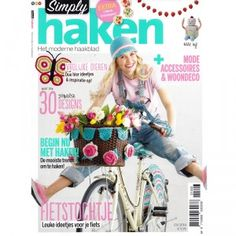 Simply haken 03/2014, te bestellen op Wolplein.nl
