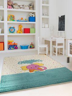 Luxury benuta Kinderteppich Noa Little Elephant zaubert zuckers e Akzente im Kinderzimmer benuta teppich interior