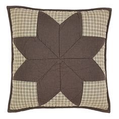 Dean Quilted Pillow Cover