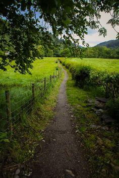 Betws-y-Coed (Wales) by Jennifer Bailey