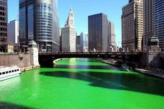 When it comes to celebrating St. Patrick's Day, Chicago shows out like New Orleans during Mardi Gras season with parades, parties and more.