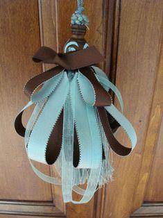 Tassle Ornament for Doorknob etc.