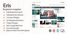 Eris - Responsive WordPress Magazine Theme - ThemeForest Item for Sale