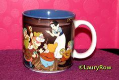Ma tasse de BN & les 7 nains .. // ©LauryRow.