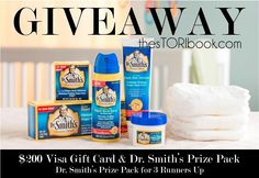Enter to win a $200 Visa gift card | The sTORIbook Blog 7/21/14-7/27/14