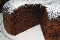 Mini torta con yogurt al caff� e cacao amaro