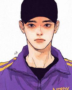 Manga Art, Anime Art, Arte Sketchbook, Boy Drawing, Cute Anime Guys, Art Reference Poses, Korean Art, Wow Art, Character Drawing