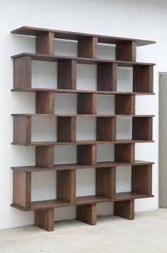 Tall 'Verticale' Shelving Unit by Design Frères - Diseño de estantería