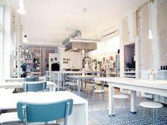 Restaurant De Culinaire Werkplaats Amsterdam - Reserveer nu online - DiningCity
