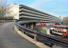 Preston Bus Station wins listed status