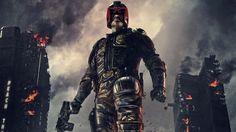 Galaxy Fantasy: Créditos de apertura de una supuesta serie del Juez Dredd para Netflix