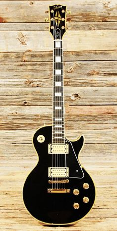 Gibson Les Paul Custom Black (1976)