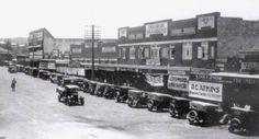 CURRIE STREET NAMBOUR 4560 QLD AUSTRALIA/YEAR 1933 Sunshine Coast, Old Photos, Past, Australia, Sea, Facebook, History, Live, Street