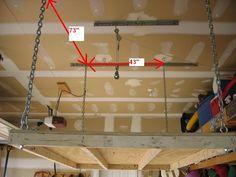 Building Diy Raised Hardtop Hanger For Storage