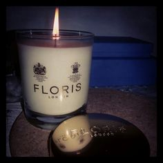 #Floris candles oh yes!