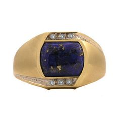 Gold and Diamond Fancy Antique Cut Lapis Lazuli Men's Ring Christmas 2015 Holiday Jewelry Deals, Sales At Gemologica.com. Xmas Presents guide, Gift Ideas For Him, Her, and Kids. Great Christmas Stocking Stuffer Ideas. Give the Gift of Jewelry From the Gemologica.com Jewelry Store. Unique Gifts, Personalized Gifts, Gift Finder @ www.gemologica.com/jewelry-gift-guide-c-82.html Enter Discount Coupon Code PINHOLIDAY At Checkout For 15% Off Your Entire Order Through Xmas