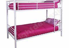 Right Deals UK FLORIDA-BUNK BED (WHITE) No description (Barcode EAN = 5001255862462). http://www.comparestoreprices.co.uk/bunk-beds/right-deals-uk-florida-bunk-bed-white-.asp